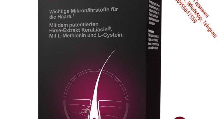 Orthomol Hair Intense, для волос, ортомол от выпадения волос, Orthomol Hair Германия