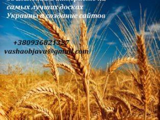 Размещение объявлений на ТОП досках Украины+бонус