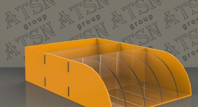 Акрилові коробки, контейнери