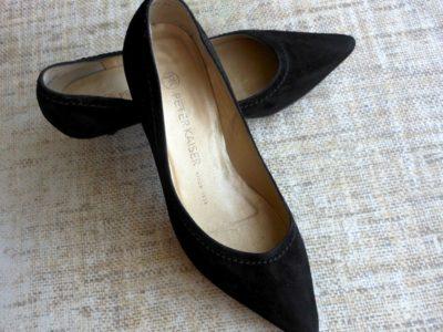 Туфли замшевые Peter Kaiser