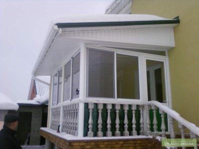 Раздвижные окна и двери на балкон