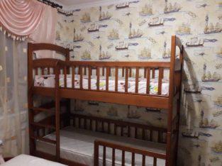 Двухъярусная кровать «Карина Люкс Усиленная» и подарок.