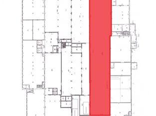 Склад, 2079,1 кв.м. (H = 9,17 м.), по адресу ул. Киото, 25
