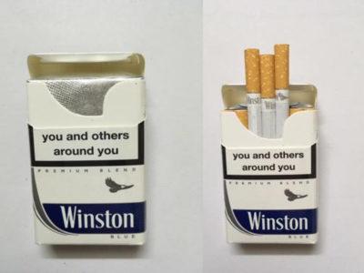 Сигареты оптом — Winston Duty Free
