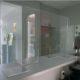 Защитный экран для рабочего места, акрил 3 мм