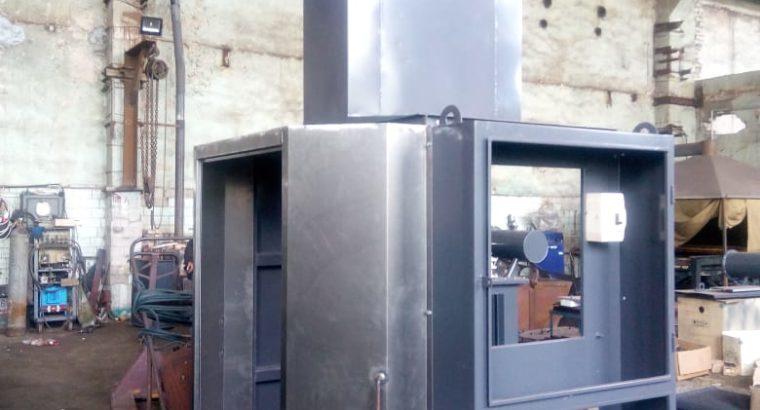 Трансформаторная подстанция КТПв (воздушный ввод)