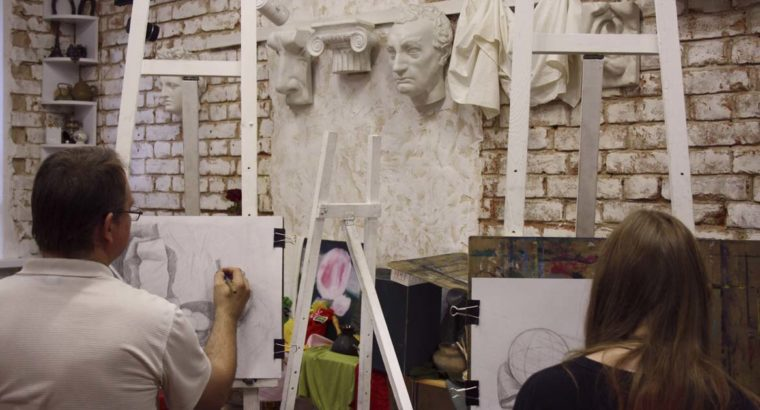 Школа творчества и искусств Studio-61 проводит набор в группы
