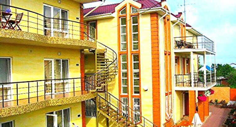Семейный отдых на Черном море отель Адам и Ева.Затока-2020