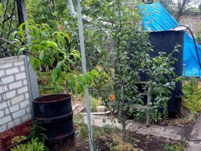 Продам сад + капитальный дом на РТС (ХТЗ) Харьков
