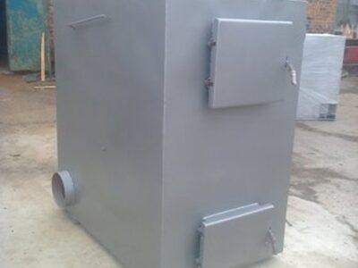Твердотопливный пиролизный котел воздушного отопления от производителя мощностью от 50 до