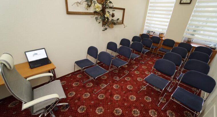 Конференц-зал (Тренінговий зал) на Еспланадній та кабінет погодинно