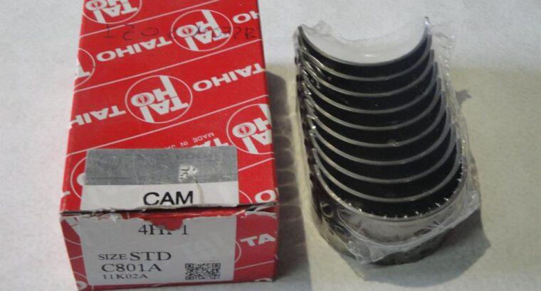 Вкладиші розподільчого вала STD комплект на двигун 4HG1/4HG1-T/4YT1/4HK1 Taiho