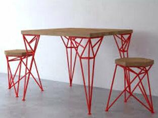 Меблі з металу
