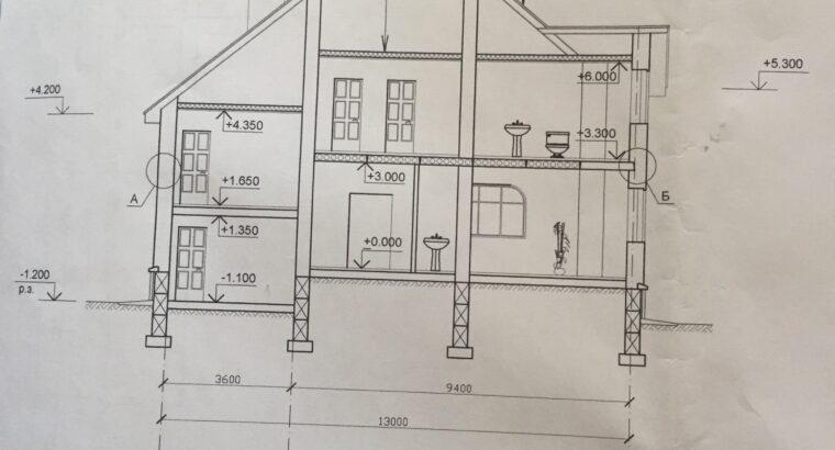 Продаю дом новый Бровары 320 м2 в 5 мин от Киева