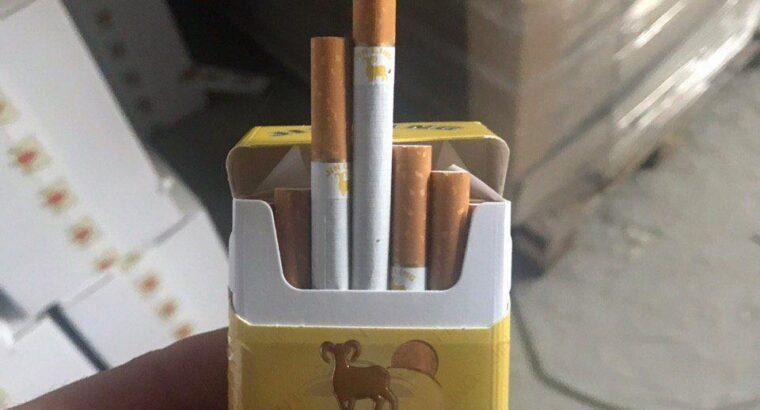 Продам сигареты с Украинским Акцизом оптом дешего от 10 блоков