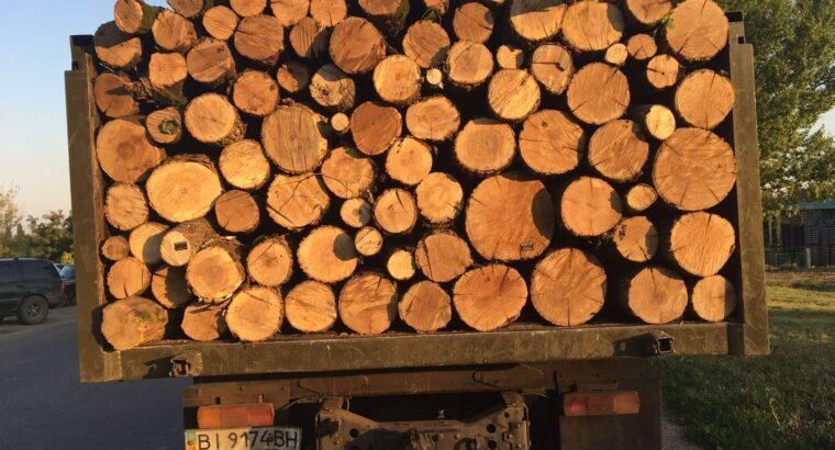 Продаем и доставляем дрова твердых пород