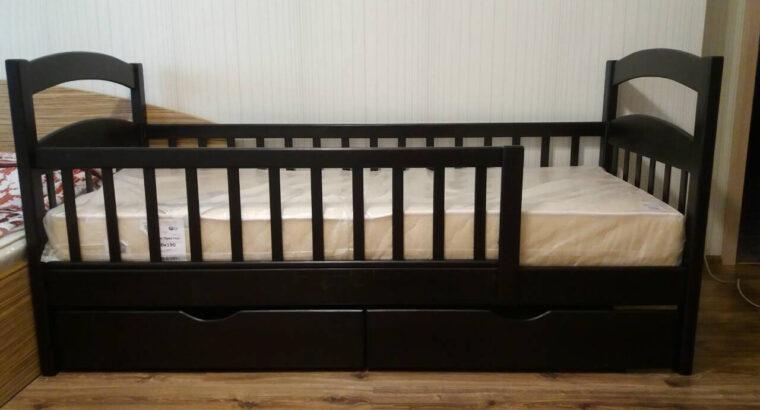Ліжко дитяче односпальне — Karinalux і подарунок