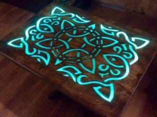 Светящаяся в темноте краска для мебели