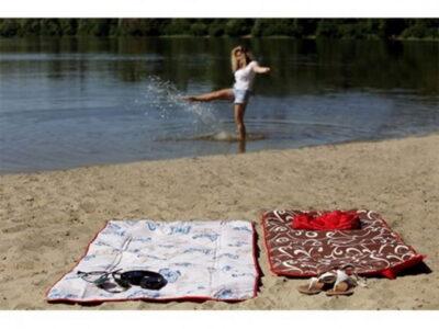 Пляжная сумка-подстилка М1