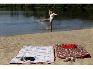 Пляжная сумка-подстилка М3