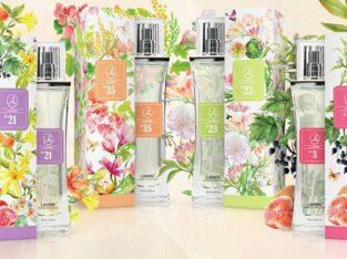 Продам парфуми Lambre 20 мл , 50 мл а також пробники по 8 мл
