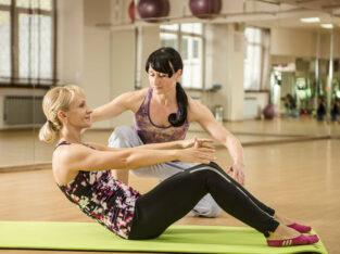 Тренировки для здоровья и красоты спины и тела онлайн в группе