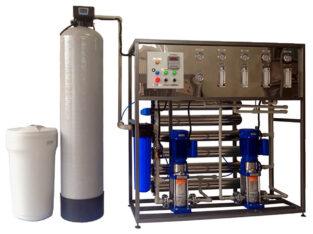Промышленные фильтры для воды обратного осмоса и системы дистилляции