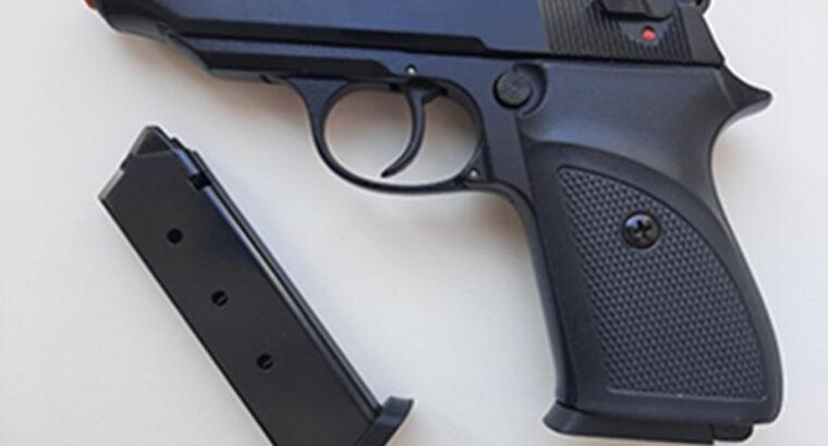 Стартовый пистолет SUR 2608 c запасным магазином