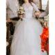 Красивое свадебное платье ТМ Golant