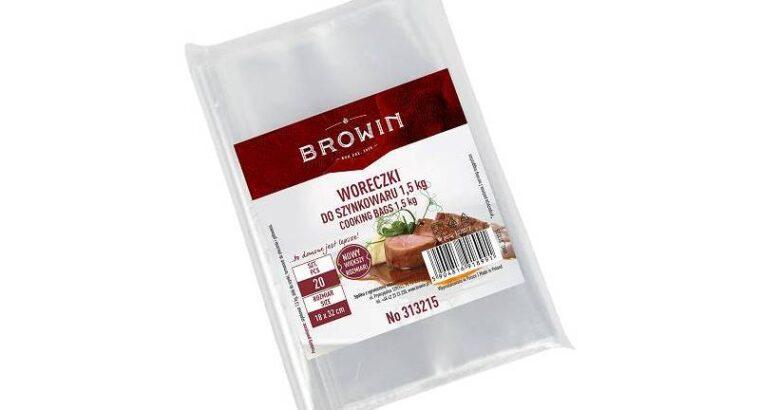 Ветчинница Browin с термометром, пакетами и специями на 3 кг