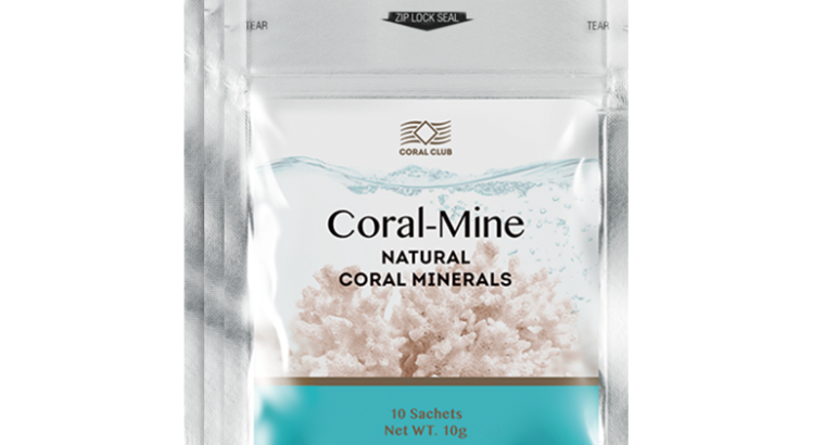 Товары для здоровья CoralClub в Украине и за рубежом