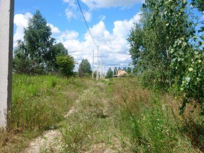 Продам земельный участок 19 сот в с.Белогородка Киево-Святошинского р-на Киевской обл.