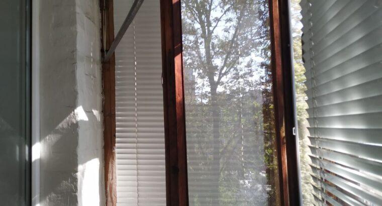 Балконную деревянную раму продам 1000грн