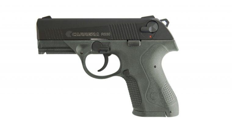 Стартовый пистолет BLOW TR14 (Carrera RS 30) + запасной магазин