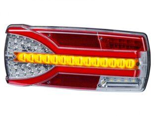 Фонарь задний для грузового автомобиля, прицепа, полуприцепа, автобуса