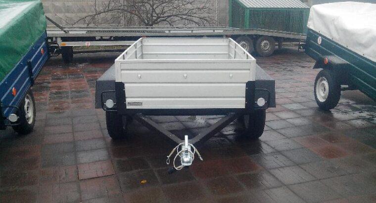 Легковой двухосный прицеп ЛЕВ-210
