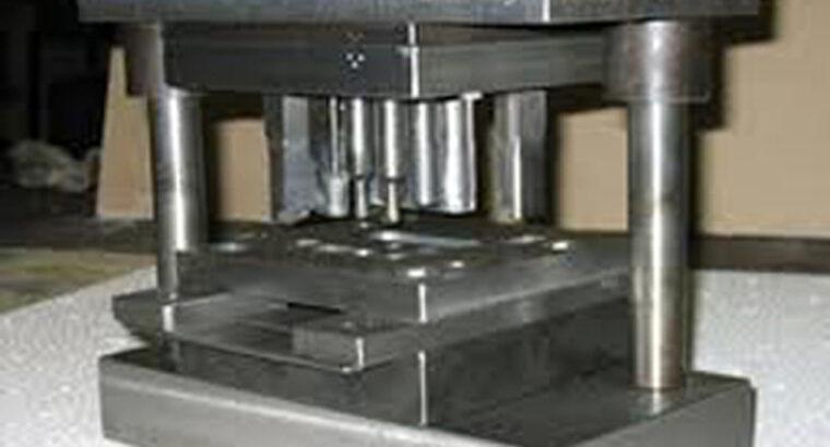 Штампи для виготовлення гіпсокартоних систем кріплення (робимо під замовлення).