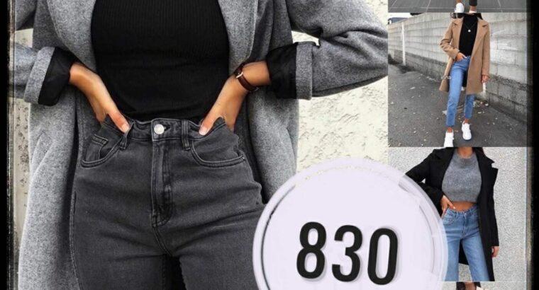 НОВИНКА ПАЛЬТО Цена:830 Розмір:S_M_L Колір:сірий, чорний,беж,молочний Хороша якість
