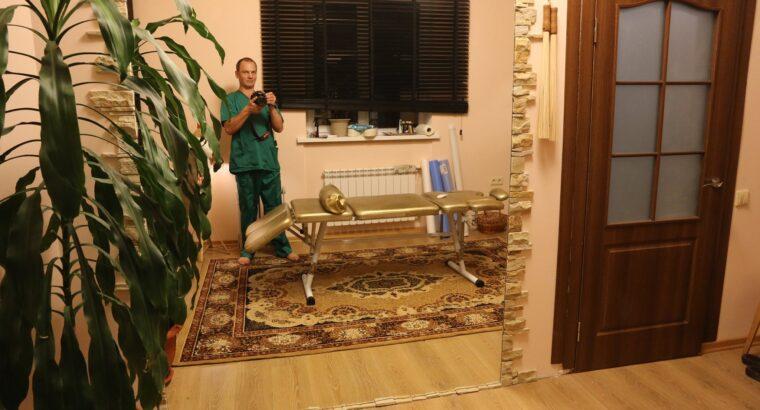 Мануальная терапия, костоправ