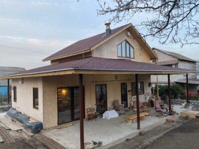 Ukrpanel- дом за 50 дней.