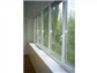 Изготовим балконные рамы, окна