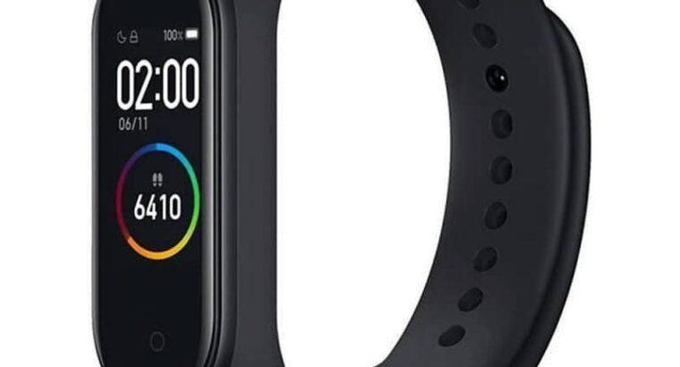 Фитнес-часы М4, смарт браслет smart watch, аналог mi band 4