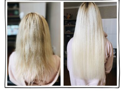 Наращивание/ коррекция волос