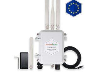 3G/4G Wi-Fi MIMO профессиональный уличный маршрутизатор европейского стандарта 300 Мбит/с