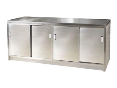 Промышленная мебель из нержавеющего металла — изготовление, цена от производителя!