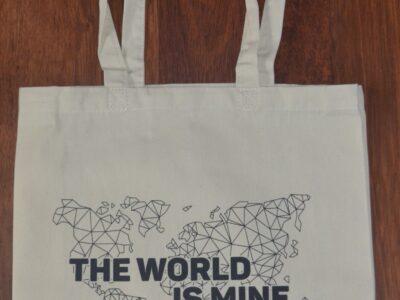 Эко-сумка с нанесением