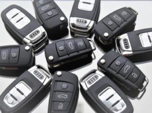 Изготовление авто ключей