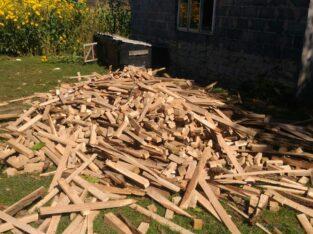 Продам дрова (дубові обрізки)