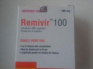 Ремдесивир 100 мг, Remdesivir 100 mg