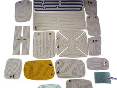 Изготовление гибких, тонких нагревательных элементов для зеркал и оборудования